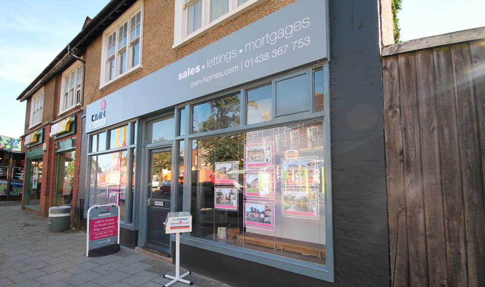 Stevenage Estate Agents